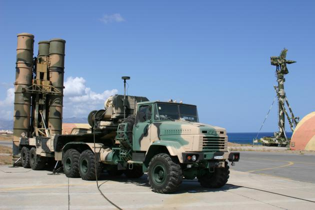 "S-300 στην Ελλάδα: Η Μόσχα ανάβει ""πράσινο φως"" για τη συντήρηση τους"