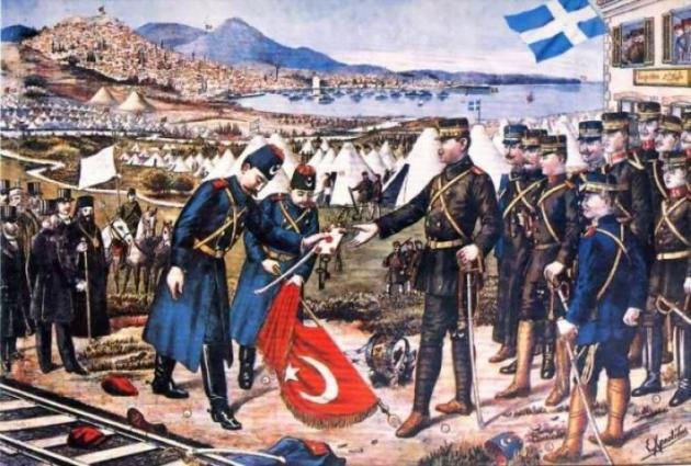 Αποτέλεσμα εικόνας για Η απελευθέρωση της Θεσσαλονίκης