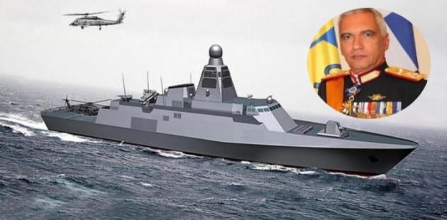 Στρατηγός Κωσταράκος για ALS: Το «Εθνικό πλοίο» και η επίμονη απόρριψη των ελληνικών λύσεων