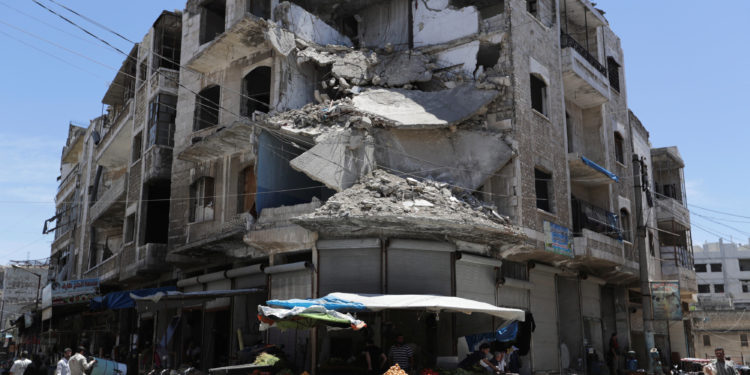 Συρία: Άνοιχτη σύγκρουση Τουρκίας – Ρωσίας για το Ιντλίμπ – ΦΩΤΟ