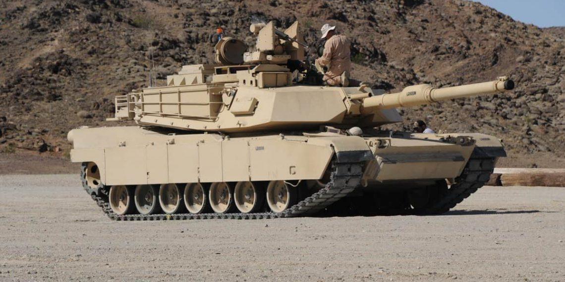 Αυτό είναι το πιο εξελιγμένο άρμα μάχης που διαθέτει ο Στρατός των ΗΠΑ...