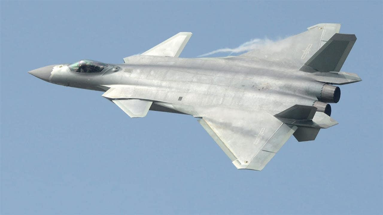 j-20 f-35