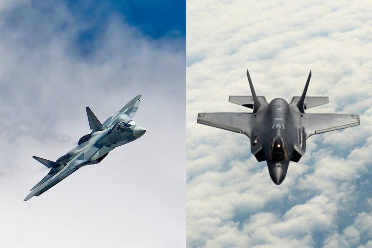 F-35 Su-57