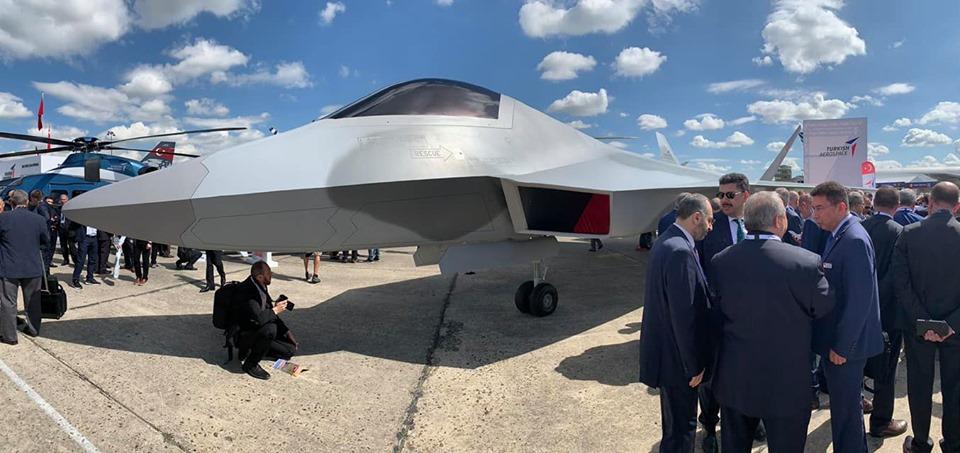 TF-X: Οι Τούρκοι θα παρουσιάσουν το stealth «εθνικό μαχητικό» το 2023