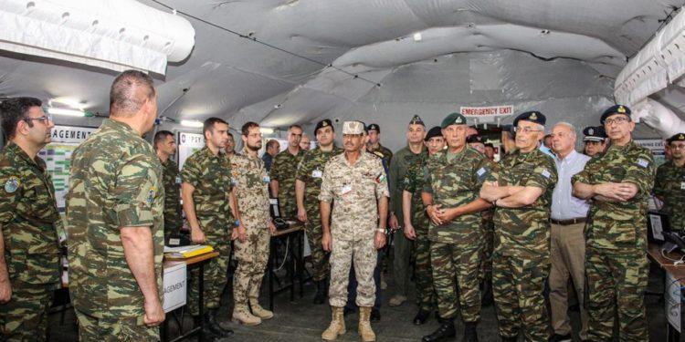 GORDIAN KNOT 2019: Ολοκληρώθηκε η μεγάλη άσκηση του ΝΑΤΟ στη Θεσσαλονίκη – ΦΩΤΟ
