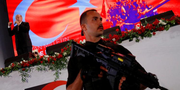 Times - Τουρκία - Ερντογάν
