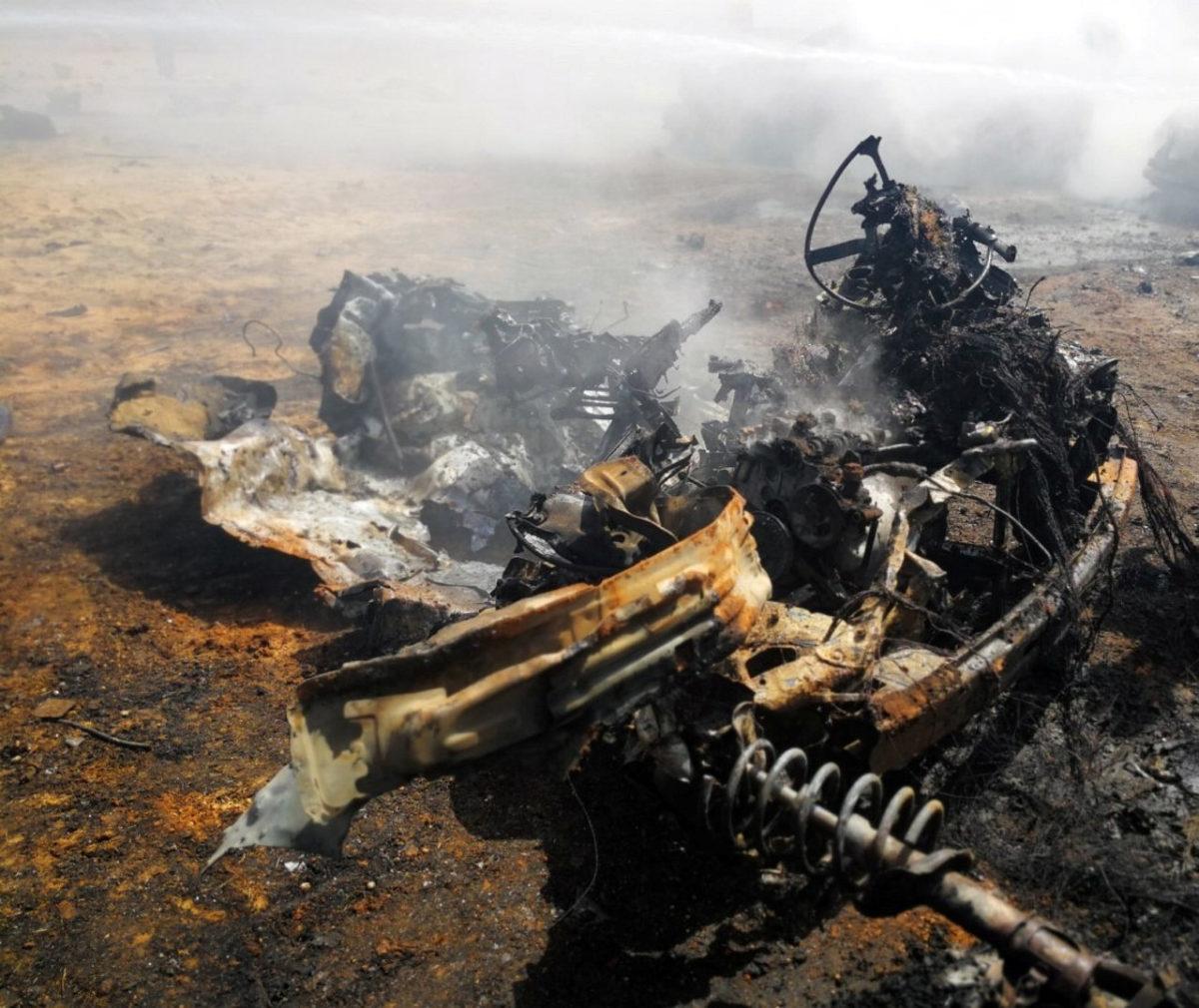 Λιβύη - έκρηξη