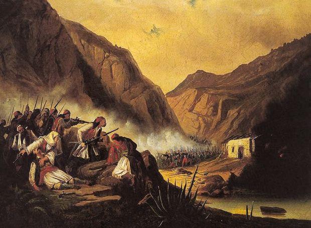 Μάχη στα Δερβενάκια