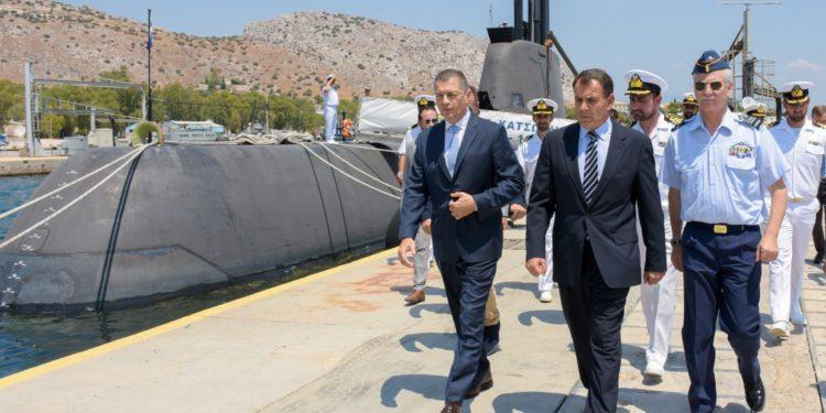 ΥΕΘΑ: Αξιόπιστος πυλώνας σταθερότητας και ειρήνης οι Ένοπλες Δυνάμεις