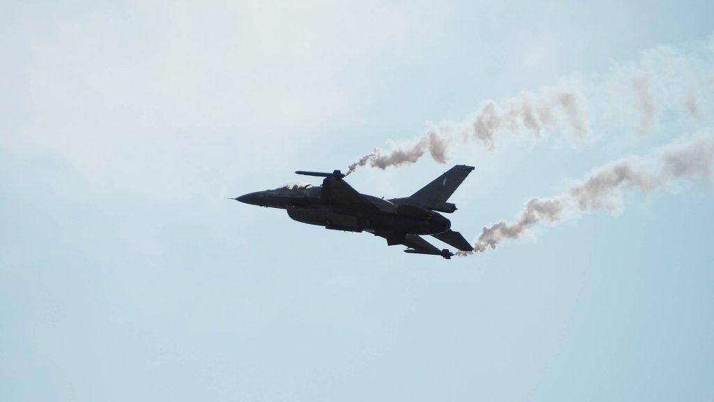 ΓΕΑ: Η Ομάδα Επιδείξεων F-16 «ΖΕΥΣ» εντυπωσίασε σε διεθνείς αεροπορικές ασκήσεις [pic]