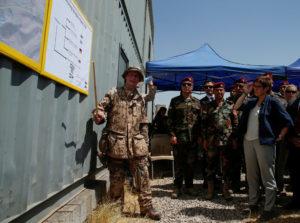 Ιράκ - Γερμανίδα υπουργός Άμυνας