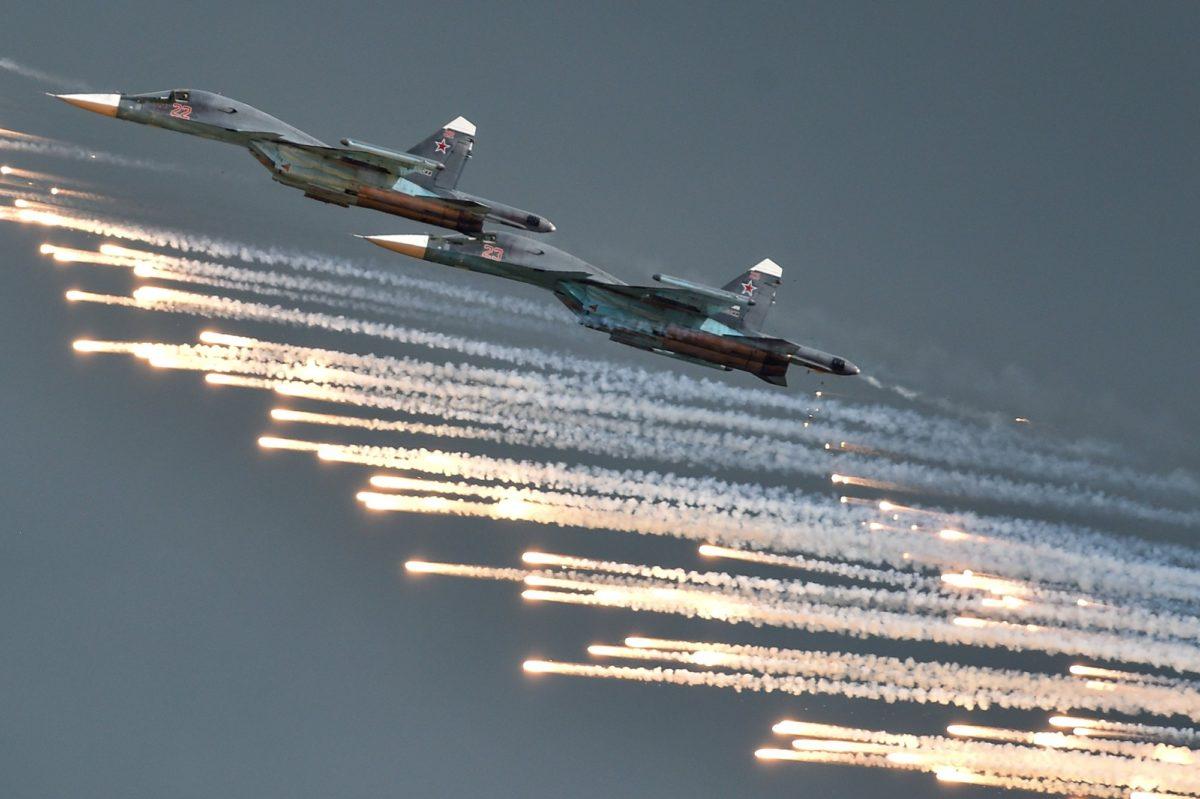 Sukhoi Russia