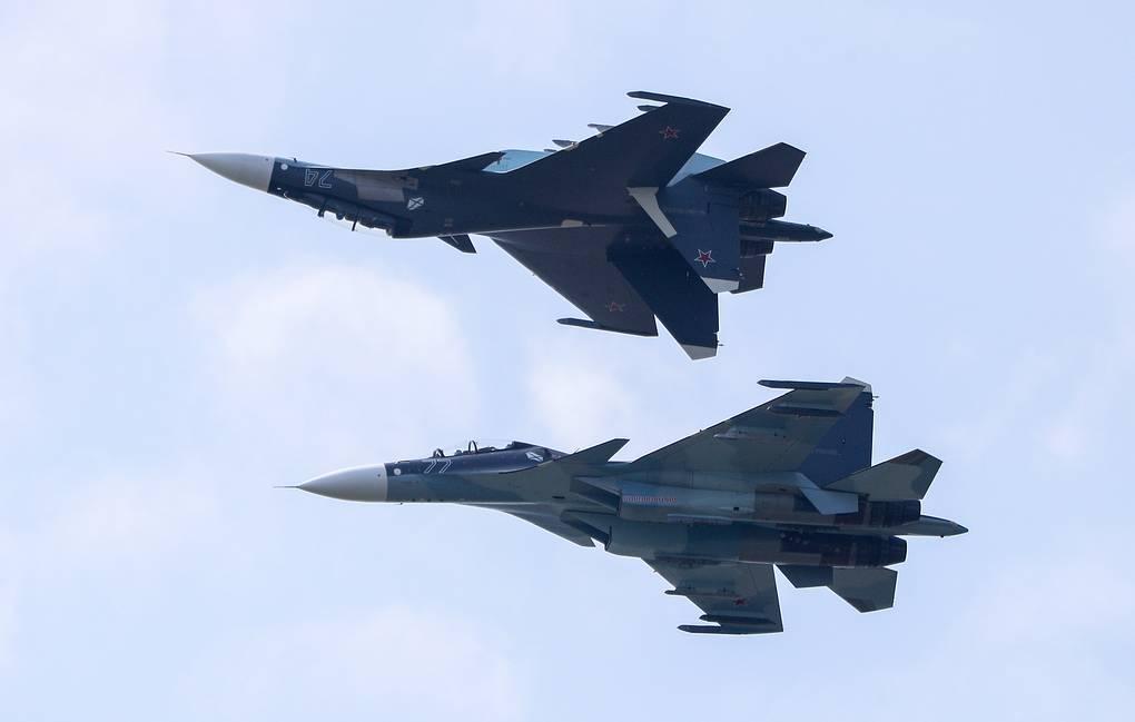 S-400: Πυραυλικά συστήματα εδάφους αναχαίτισαν ρωσικά μαχητικά Sukhoi