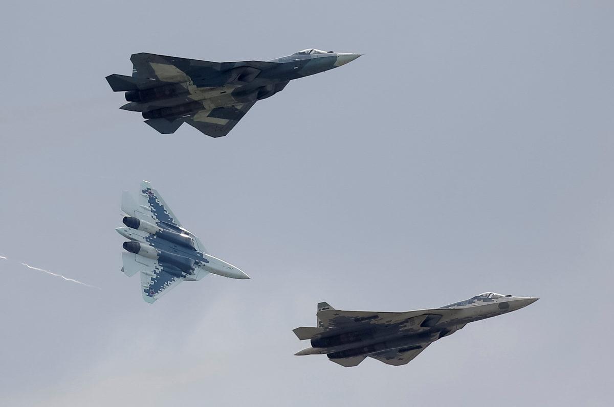 Su-57: Οι Ρώσοι ετοιμάζονται για «ανατρεπτική» αναβάθμιση στο stealth μαχητικό... (ΒΙΝΤΕΟ)