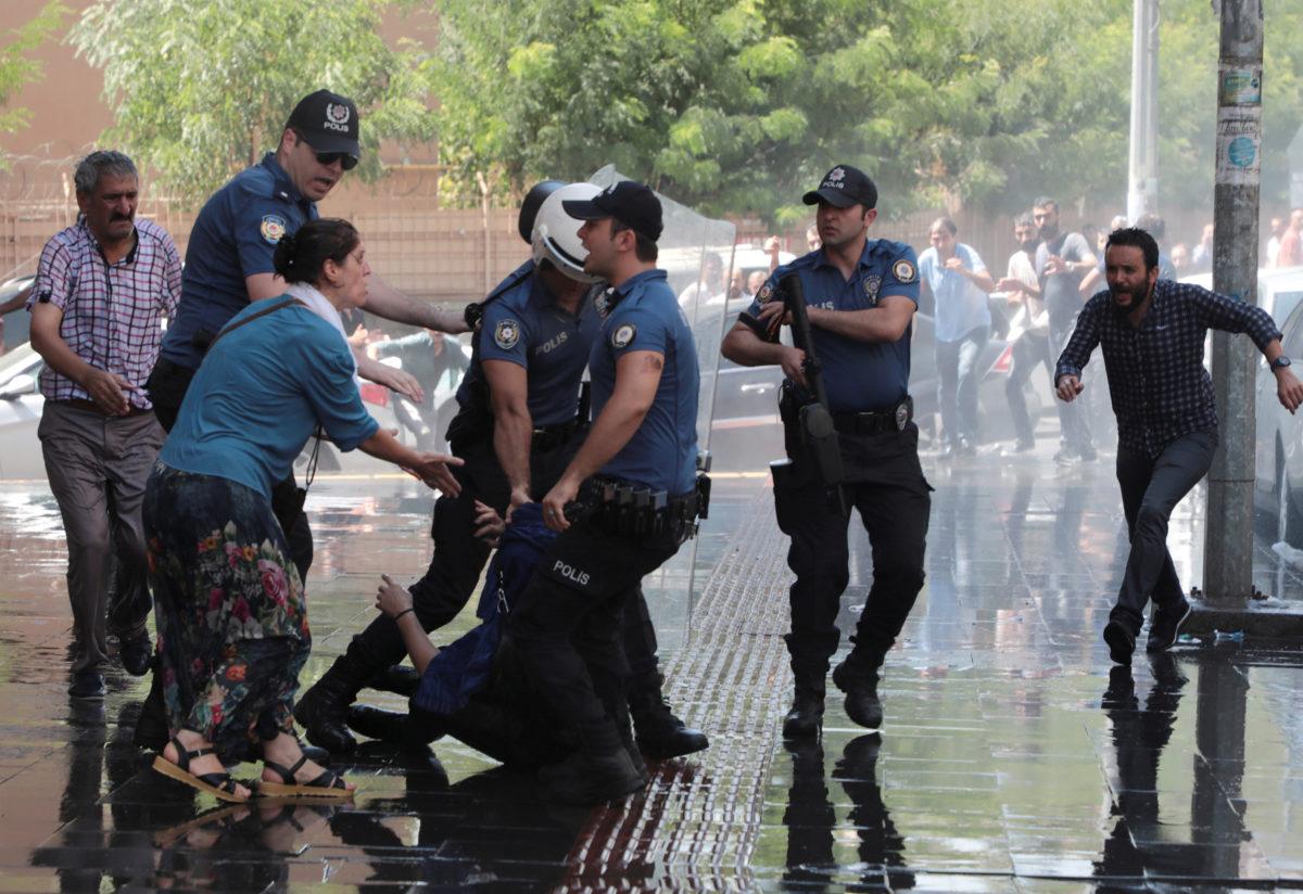 Διαδηλώσεις Τουρκία