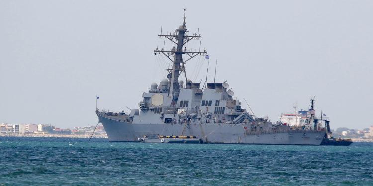 USS McFaul