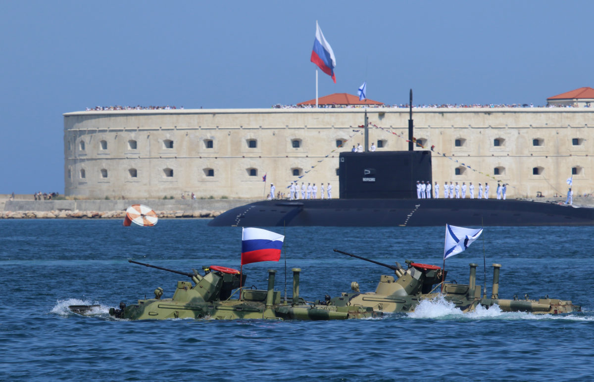 Ρωσία υποβρύχια