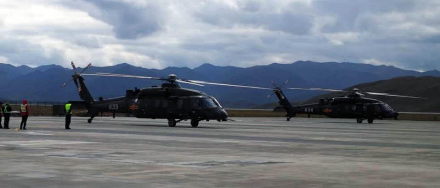 Z-20F: Αυτό είναι το νέο ελικόπτερο που θα εκθρονίσει τα UH-60 Black Hawk [pics]