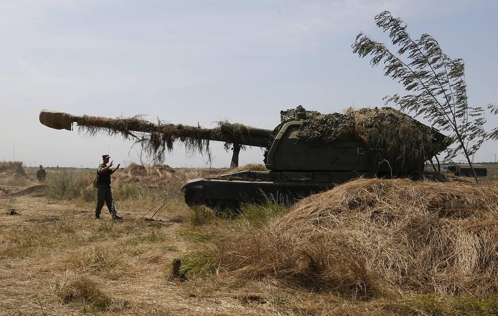 Ρωσία: Ραντάρ και τεθωρακισμένα συνεργάζονται για την καταστροφή του εχθρού [pic/vid]