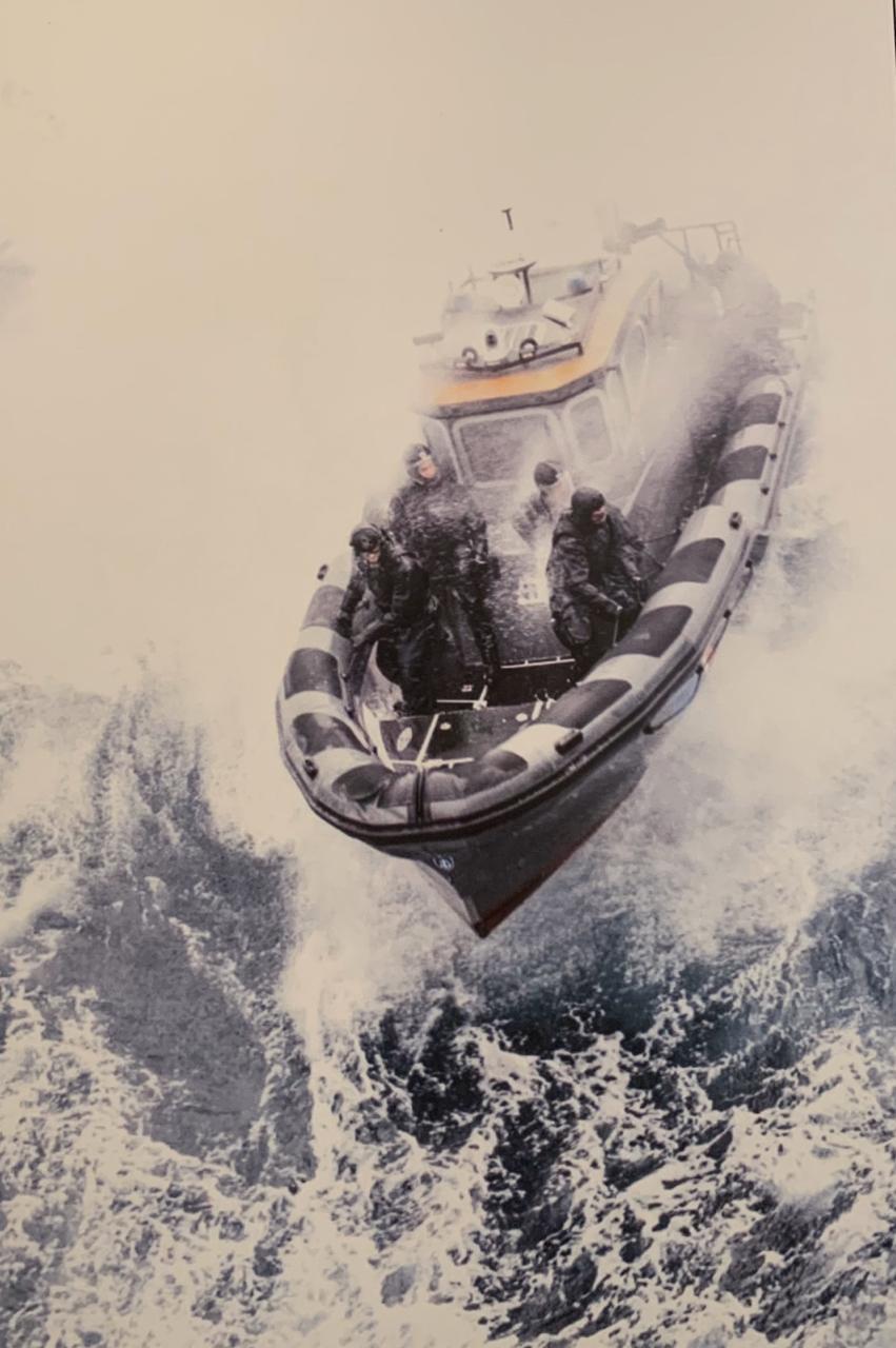 Σκάφη λιμενικού