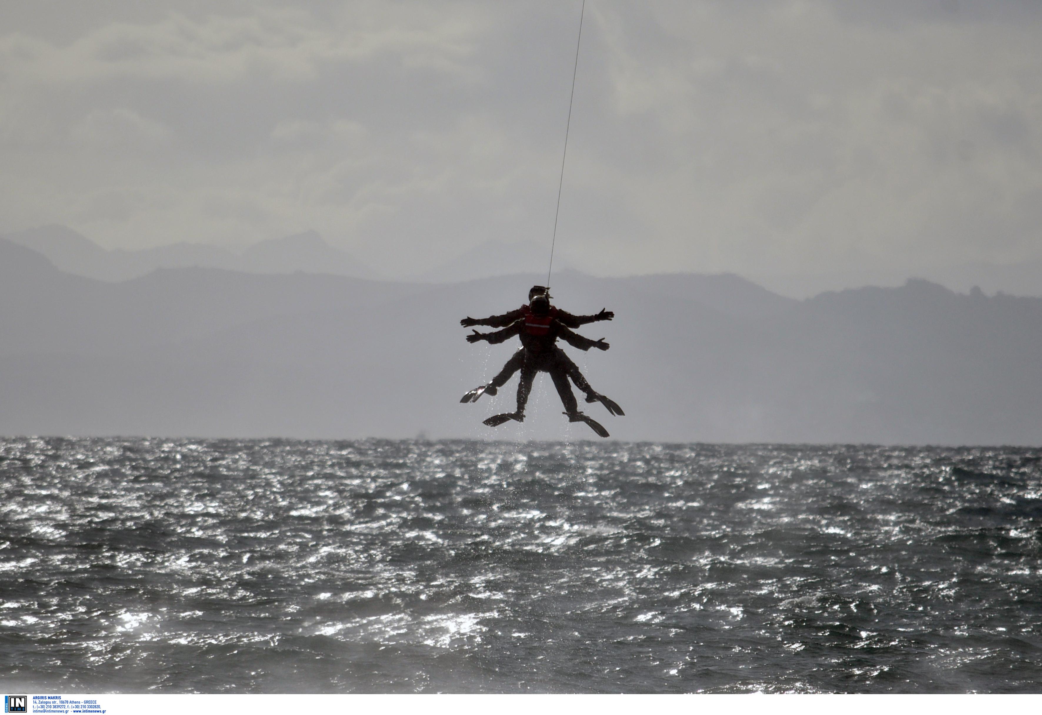 ΓΕΑ: «Έκλεψε» τα βλέμματα στον Φλοίσβο η αεροπορική επίδειξη της ΠΑ [pics]