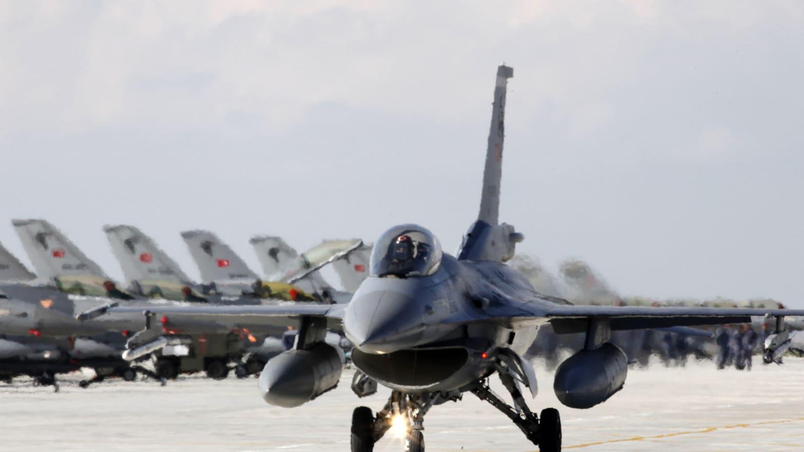 F-16 Τουρκία Ερντογάν