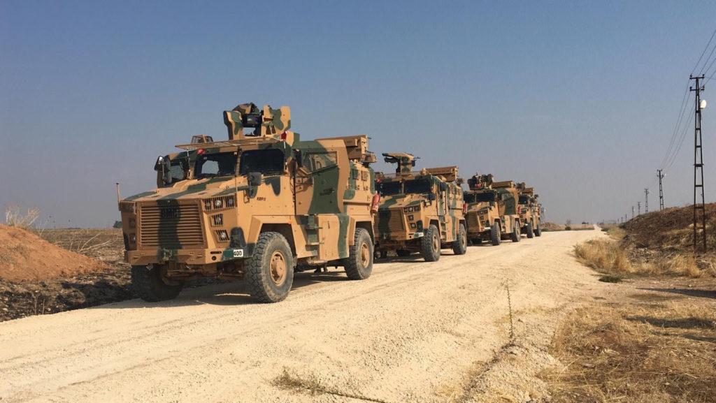 turkish war