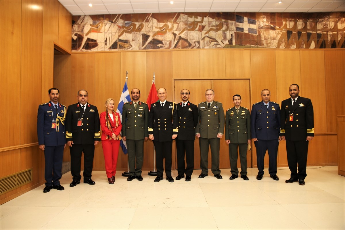 ΓΕΕΘΑ: Υπεγράφη στρατιωτική συνεργασία ανάμεσα σε Ελλάδα και ΗΑΕ [pics] 7