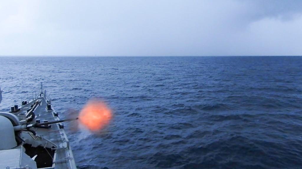«ΝΗΡΗΙΣ 2019»: Το Πολεμικό Ναυτικό «έκλεψε» τις εντυπώσεις στην πολυεθνική άσκηση [pics]