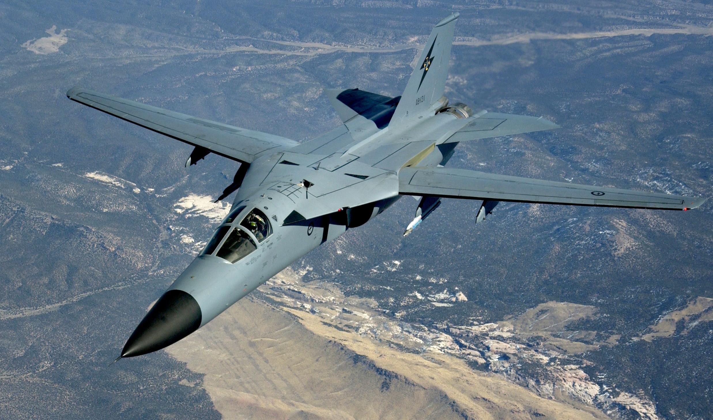 RAAF F111