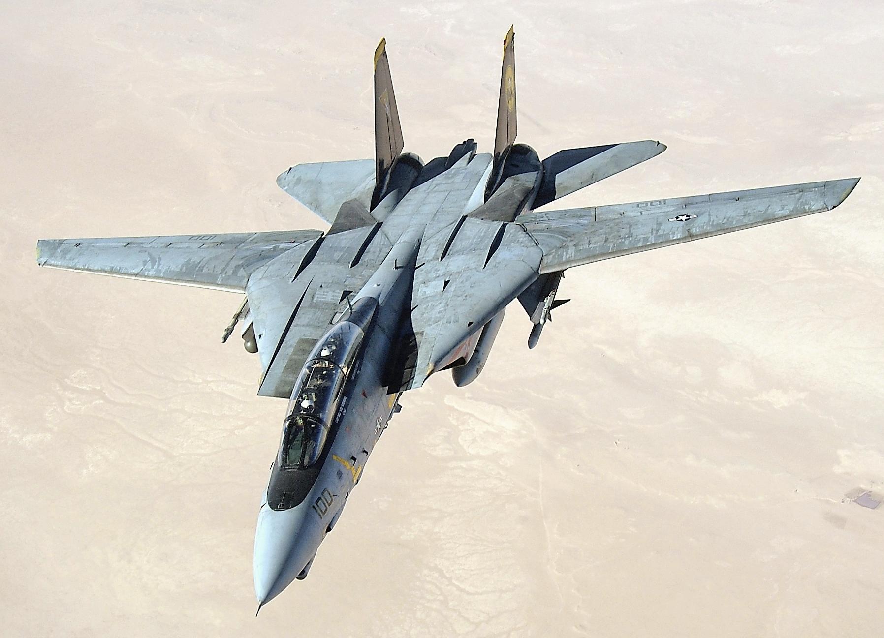 F-14 F-35