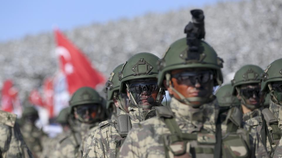 turkish army 1