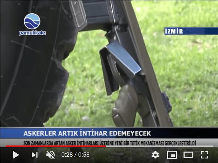 Οι αυτοκτονίες στις τουρκικές Ένοπλες Δυνάμεις φέρνουν νέες πατέντες στα όπλα τους (pics)