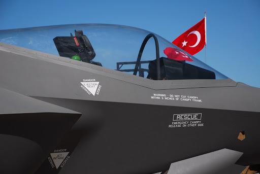 Η Άγκυρα πιέζει για τα F-35: Προσέλαβε ως «λομπίστα» πρώην στέλεχος της Lockheed Martin