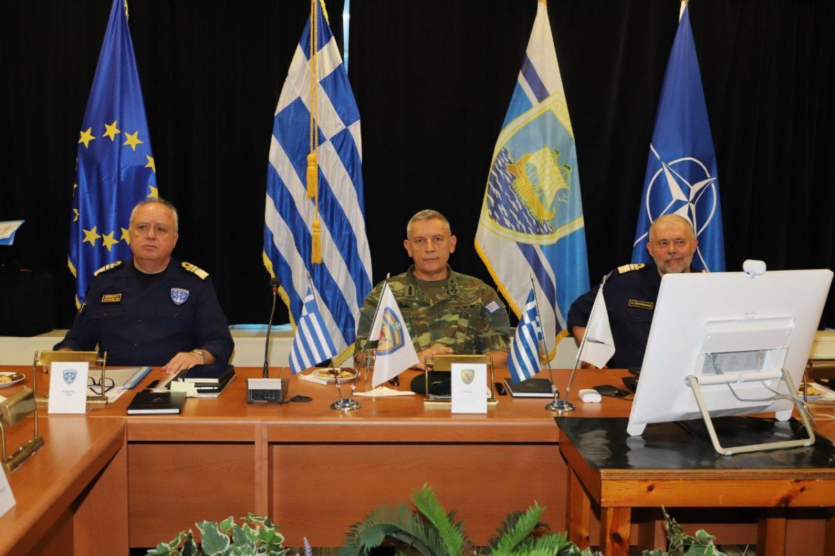 Στο Αρχηγείο Στόλου ο Αρχηγός ΓΕΕΘΑ (pics)