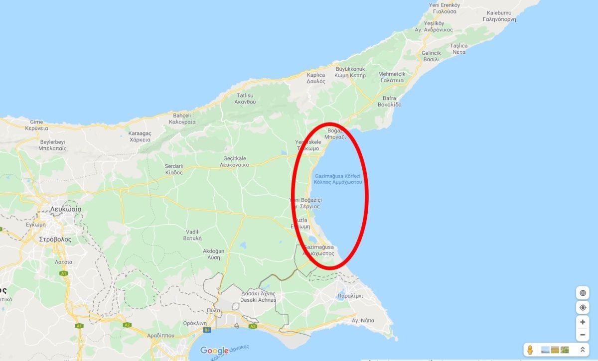 Yeni Safak: Η Τουρκία σχεδιάζει εγκατάσταση ναυτικής βάσης στην Κύπρο...