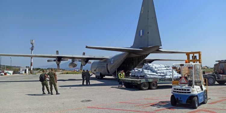 «Επιστράτευση» των Ενόπλων Δυνάμεων για την επούλωση «των πληγών» στη Μόρια (pics)