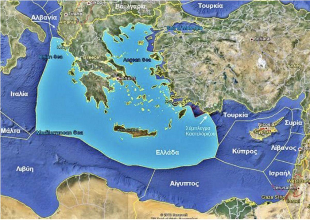 Χάρτης Σεβίλλης