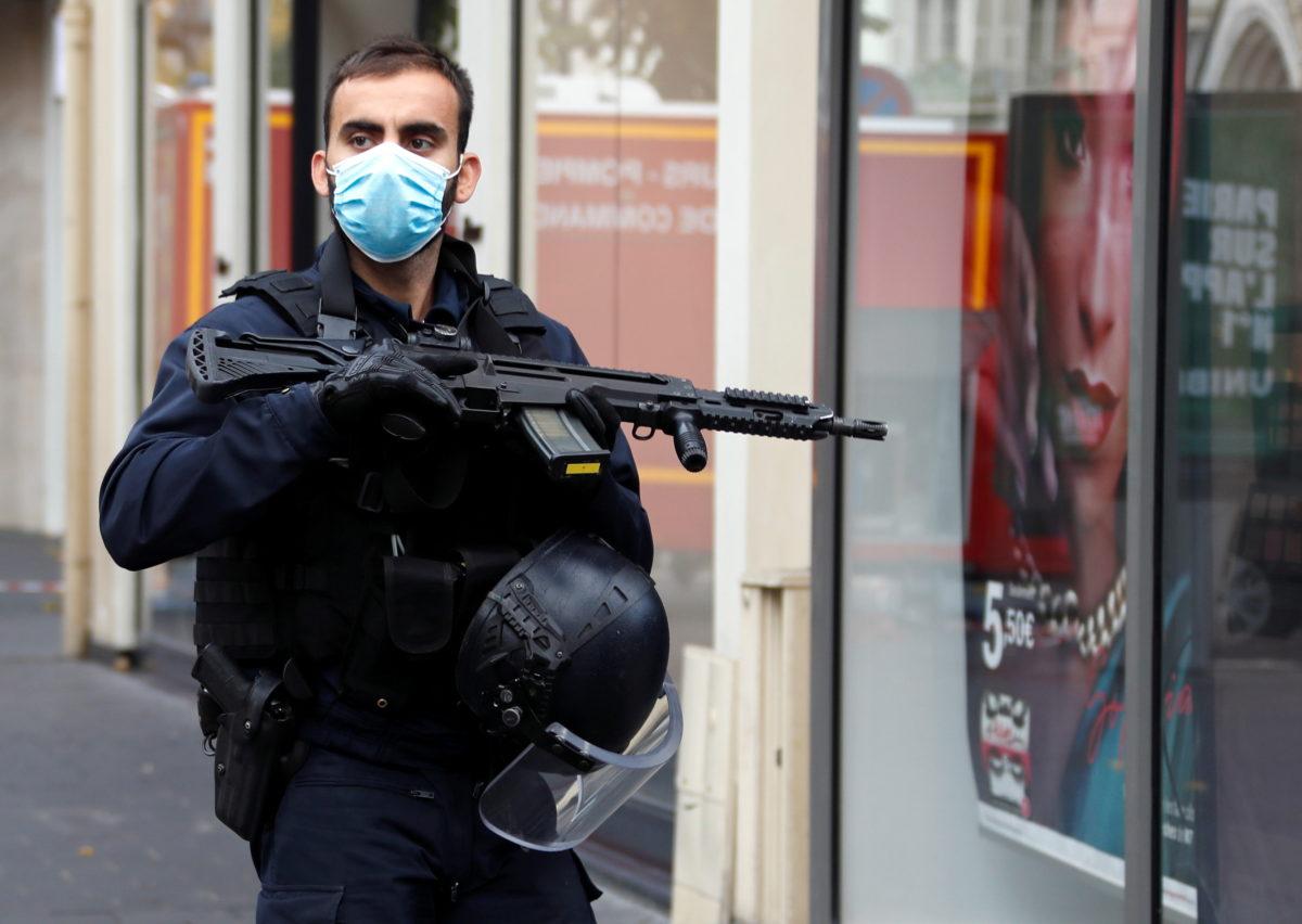 Γαλλία - επίθεση