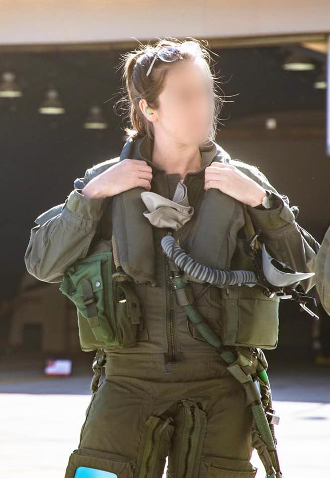 Η Ισραηλινή που «δάμασε» τα Adir! Η πρώτη γυναίκαι πιλότος F-35 στη Μέση Ανατολή (pics)