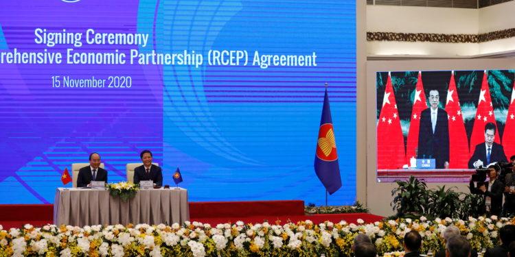Συνεργασία χωρών Ασίας