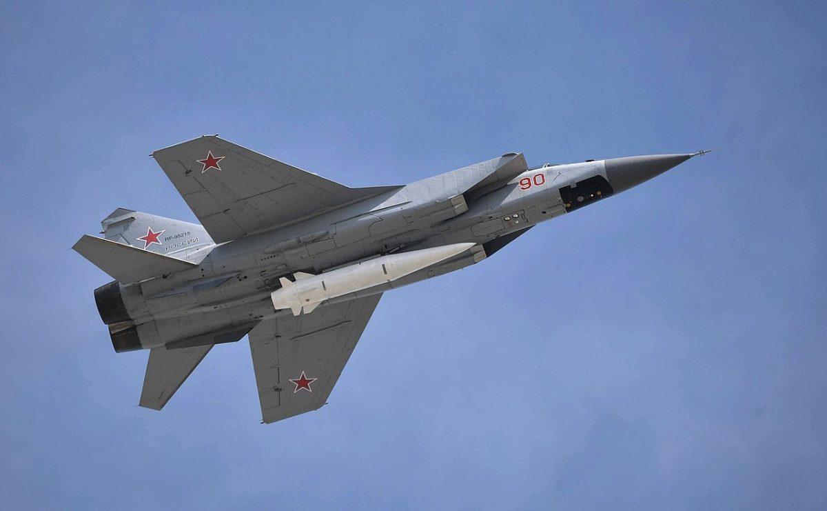 Su-57: Το επόμενο βήμα για το stealth μαχητικό οι υπερηχητικοί πύραυλοι Kinzhal; [pic,vid]
