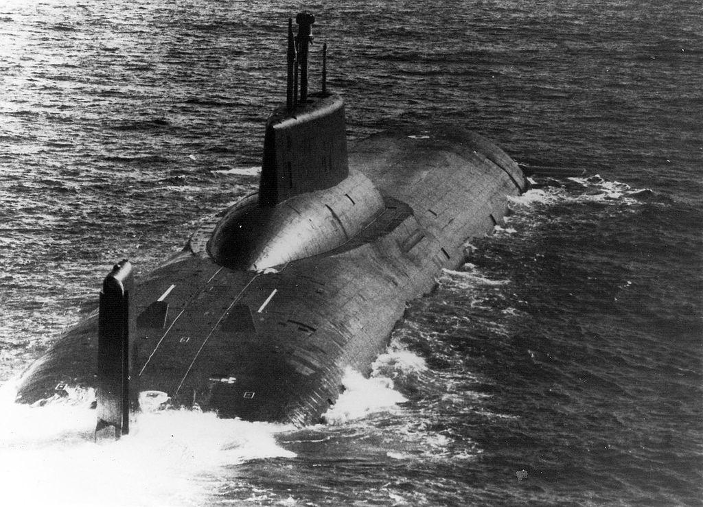 Akula class submarine2