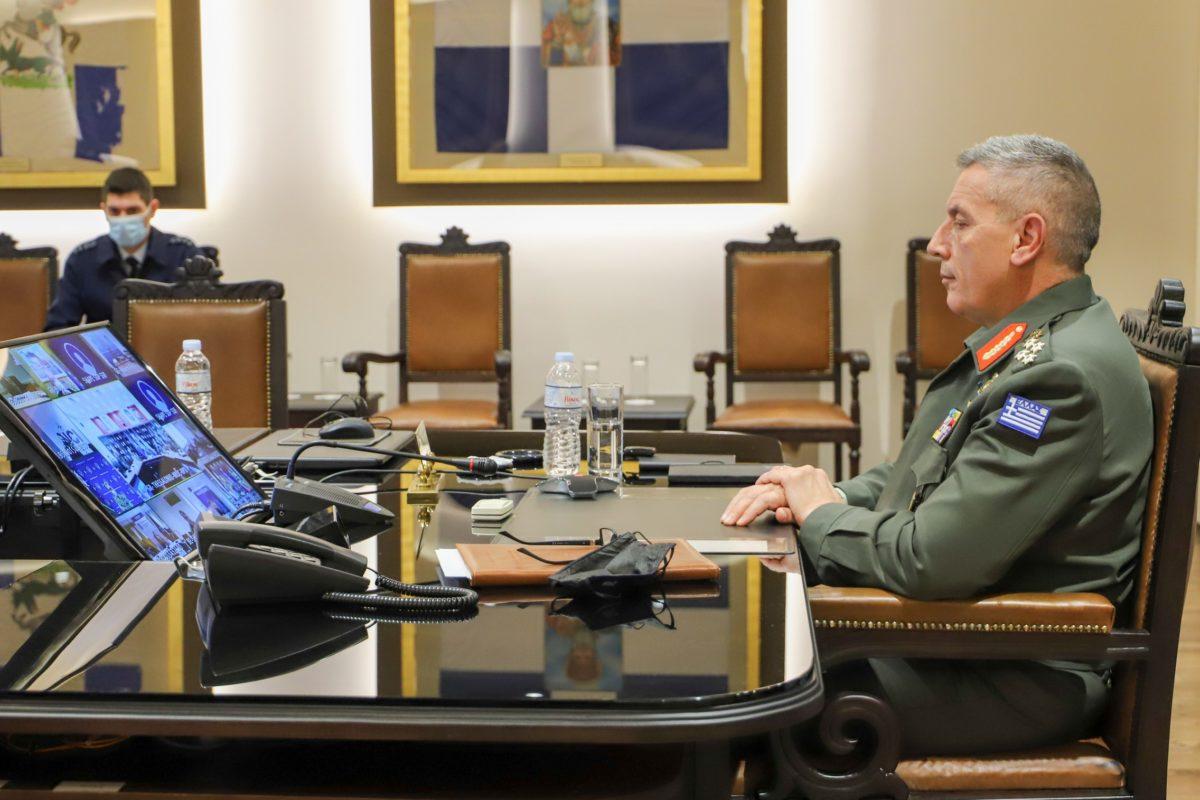 NATO: Σεμινάριο διοίκησης πολλαπλών σωμάτων στρατού διοργάνωσε το ΓΕΕΘΑ [pics]