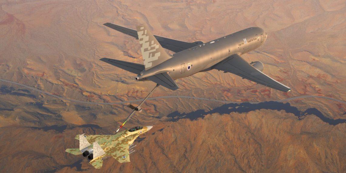 «Πήρε φόρα» το Ισραήλ: Θέλει stealth μαχητικά F-35 και αεροσκάφη εναέριου ανεφοδιασμού KC-46 [pics]