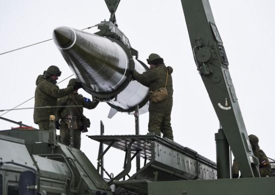 Iskander: Δεν «παίζουν» οι Ρώσοι – Αναπτύσσουν βαλλιστικούς πυραύλους κοντά στην Ουκρανία [pics]