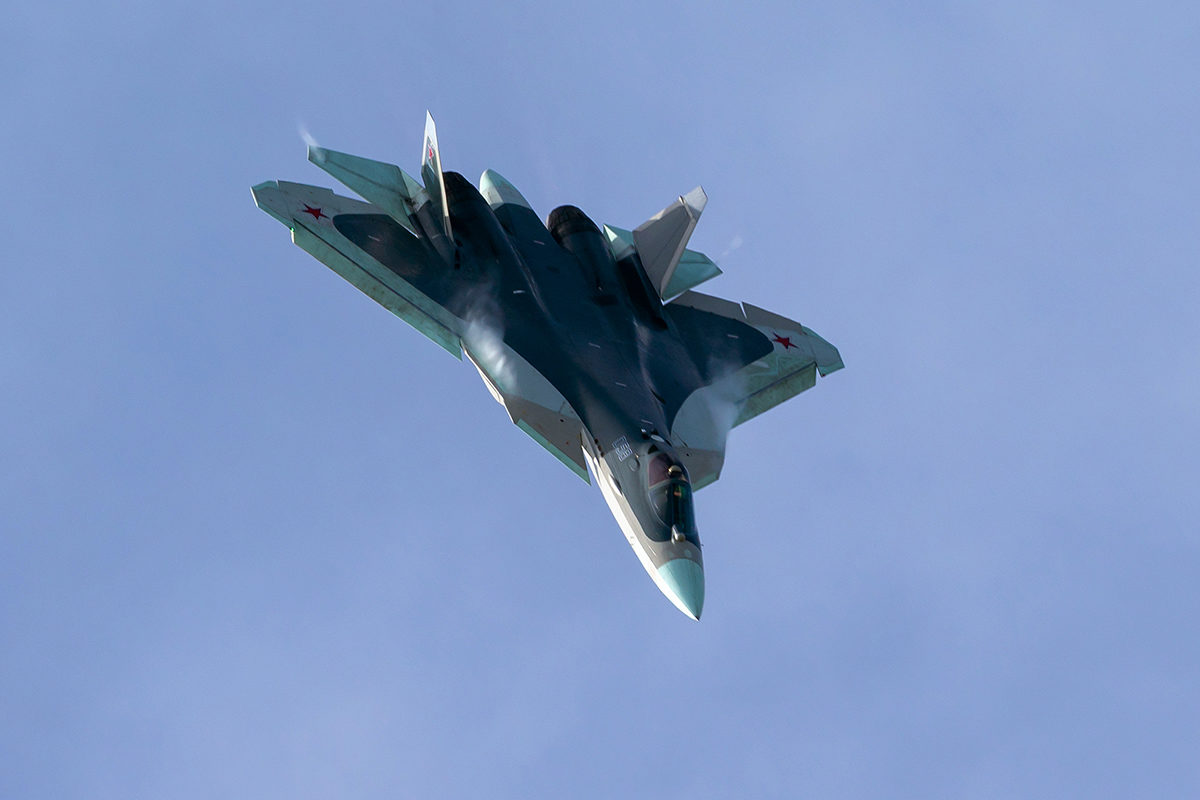 Su-57: Οι Κινέζοι είναι σκεπτικοί αλλά σέβονται το ρωσικό stealth μαχητικό 5ης γενιάς [pics]