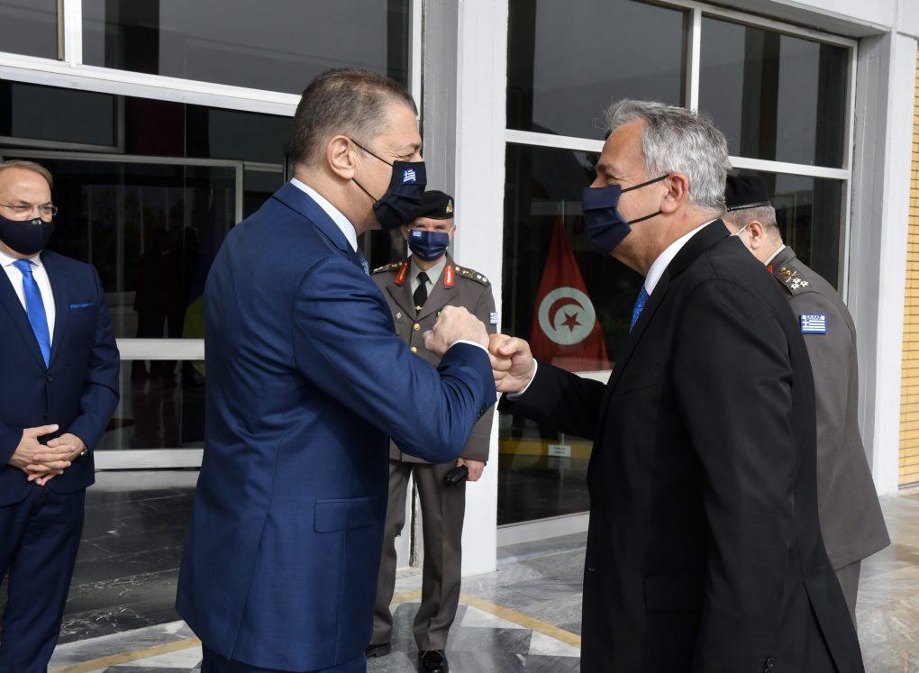 Στεφανής: Οι Ένοπλες Δυνάμεις τιμούν την βαριά ιστορική κληρονομιά μας πιστές στον όρκο τους