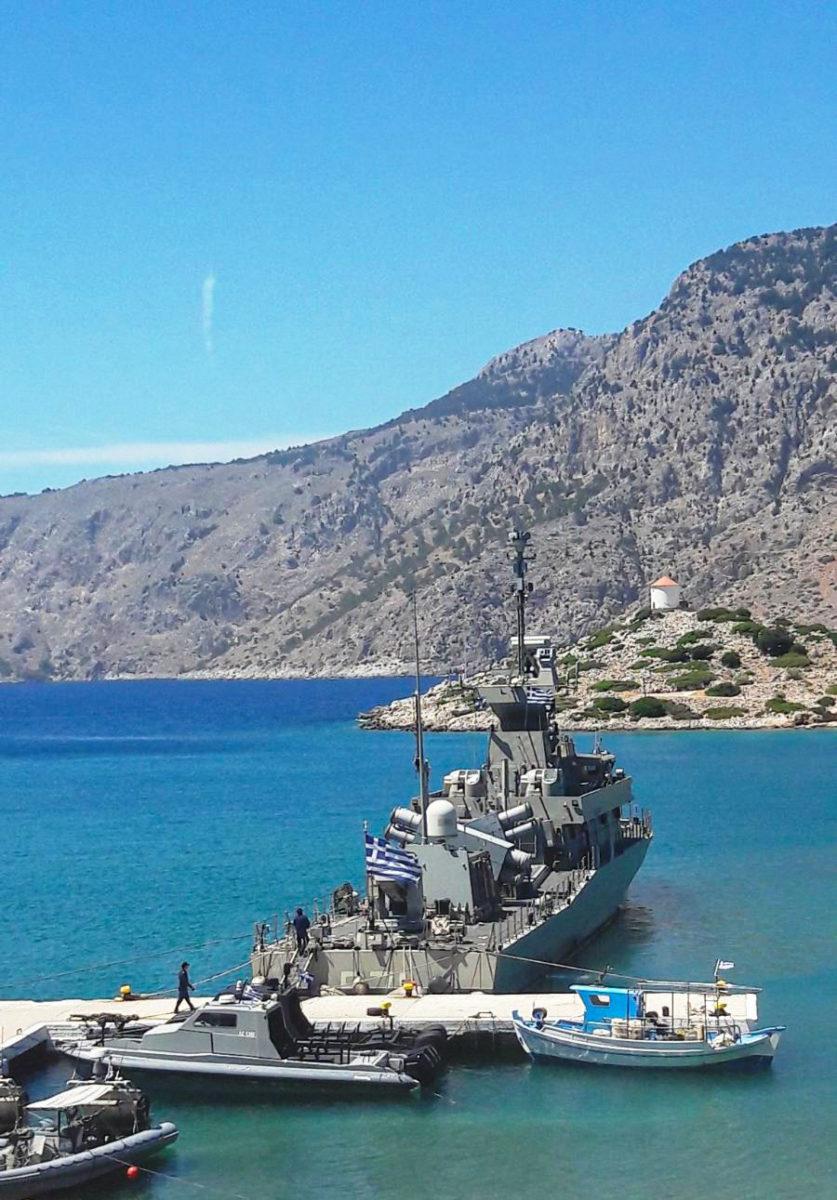 Πολεμικό Ναυτικό: Εντυπωσιακά πλάνα από Επιχειρησιακή Εκπαίδευση [vid,pics]