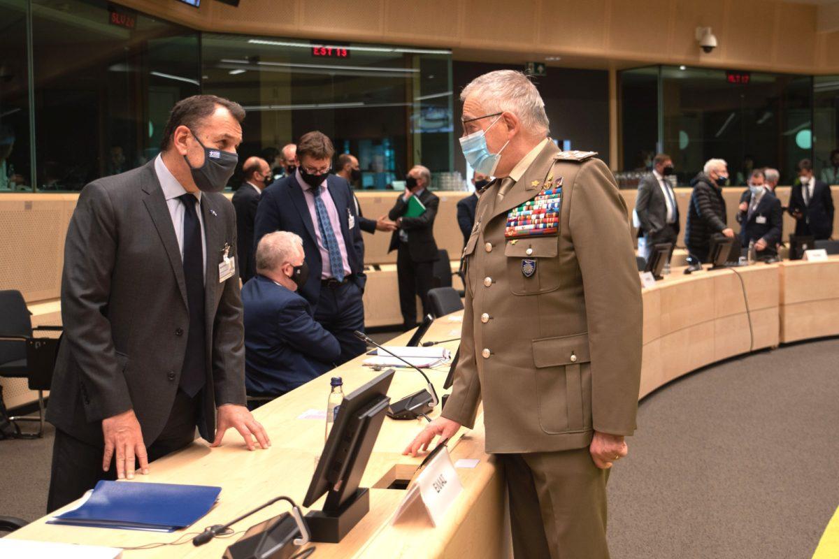 Παναγιωτόπουλος: Τι είπε ο ΥΕΘΑ για την Στρατηγική Πυξίδα της Ε.Ε [pics]